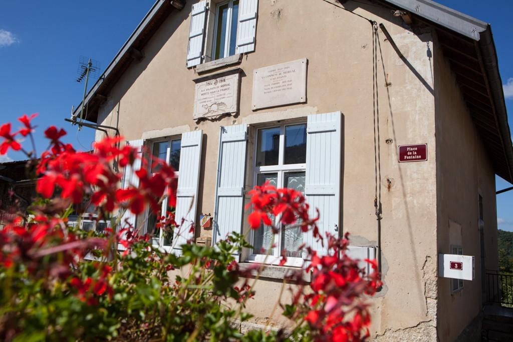 Andelot Morval Jura Commune De La Petite Montagne Jura Franche Comte
